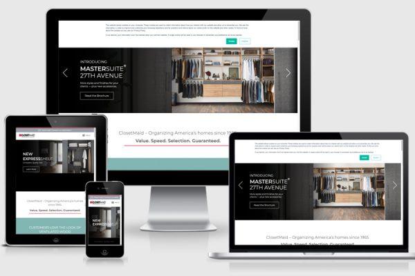 ClosetMaidPro.com website